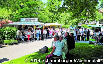 20 Jahre Bauernmarkt in Bad Eilsen