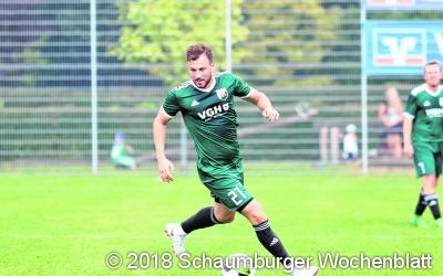 Bückeburg II empfängt Landesliga-Absteiger