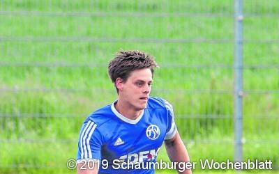FC Stadthagen steht mit einem Bein in der Kreisliga