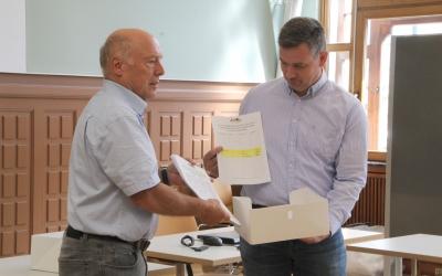 6157 Unterschriften für die Bauerngut-Erweiterung