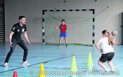 Handballnachwuchs finden und dann auch fördern