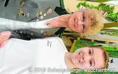 Mitgliederverluste gehen zurück Verbandstag in Lauenau / Erfolgreiche Lauenauer Bogensportlerin geehrt
