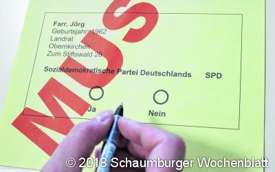 Die Diskussion um die Landratswahl geht weiter