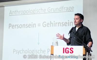 IGS hinterfragt das Selbst