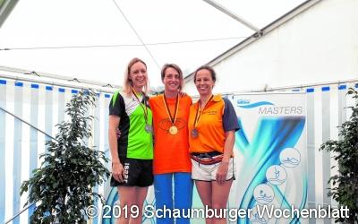 Vier Deutsche Meistertitel für Kati Maaß