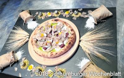 Die sechstbeste Pizza der Welt