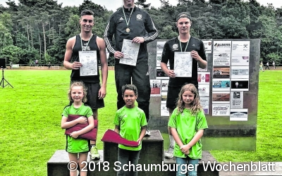 SGR-Athlet fährt zur  Deutschen Meisterschaft