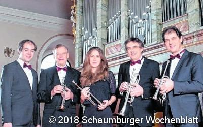 Festliches Trompetenkonzert in der Stiftskirche