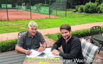Aufschlag: Bückeburger EMB Junior Open