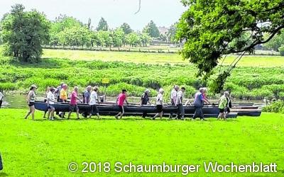 29 Teilnehmer und 141 Kilometer