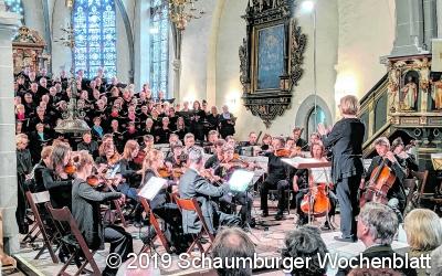 Ein Konzert speziell zum Lobe Gottes und der Wertschätzung der Kirchenmusik