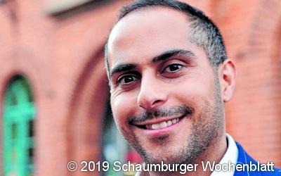 Hussen Abbas, kaufmännischer Leiter: