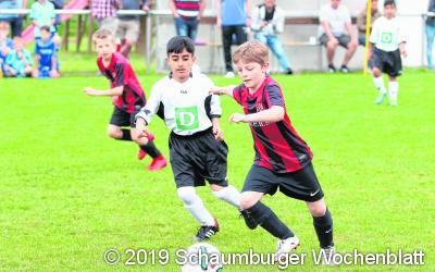 Zwei Tage ganz im Zeichen des Jugendfußballs
