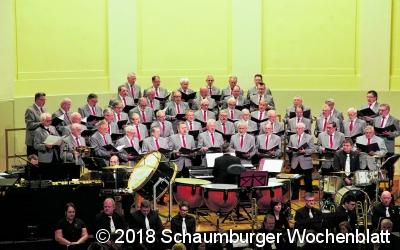 Über 300 Sänger und Musiker