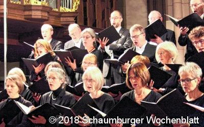 Wunderbare Chormusik