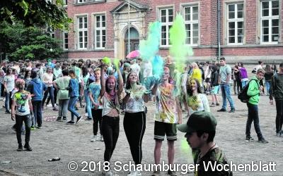 Farbparty für Alle