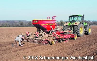 Die Schaumburger Landwirtschaft  öffnet morgen ihre Hof- und Stalltüren