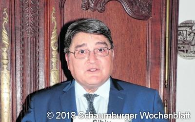 Rumäniens Botschafter spricht beim Kinderhilfswerk