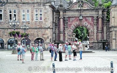 Die Residenzstadt Bückeburg in Zahlen