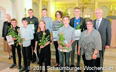 Drei Nachwuchsorganisten erhalten Orgelstipendium