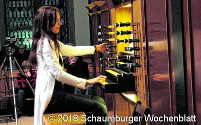 Jazz-Konzert und Orgelkurs