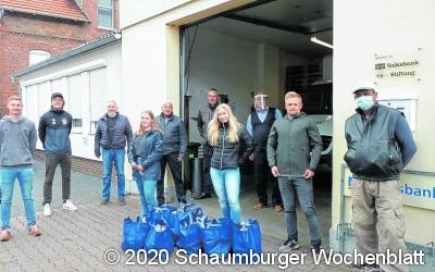 VfL-Helfer unterstützen soziale Einrichtungen