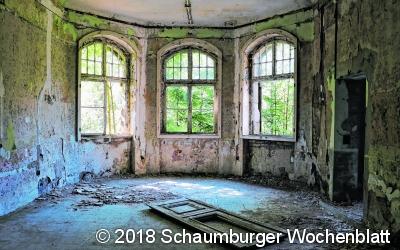 Verlassene Gebäude haben ihren ganz eigenen Charme