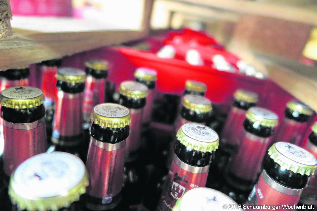 Schaumburger Wochenblatt » Neue Runde Schaumburger Bier - Getränke ...