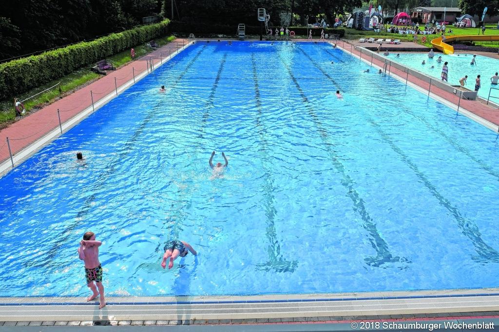 Schaumburger Wochenblatt Der Wasserspaß Beginnt Freibäder öffnen