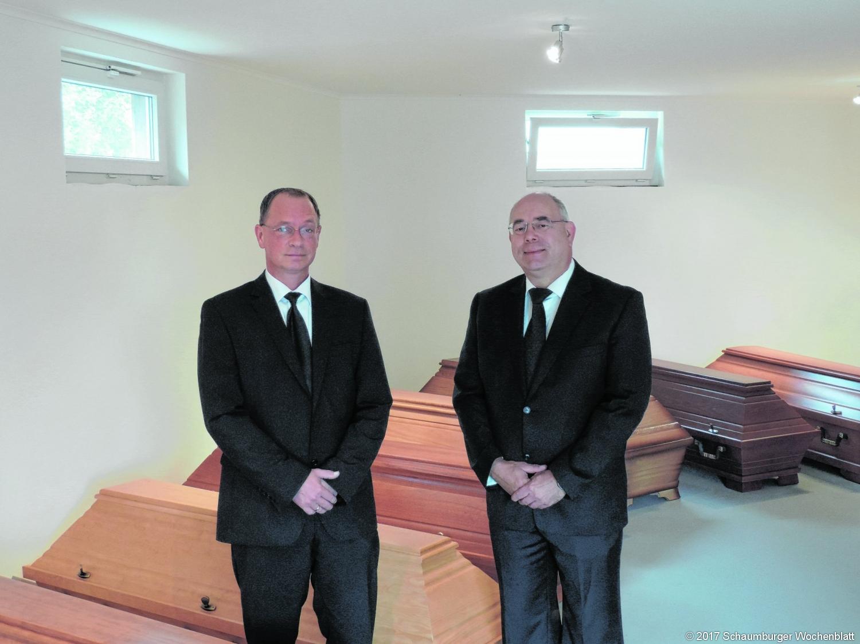 Schaumburger Wochenblatt » Sieg Bestattungen Befindet Sich