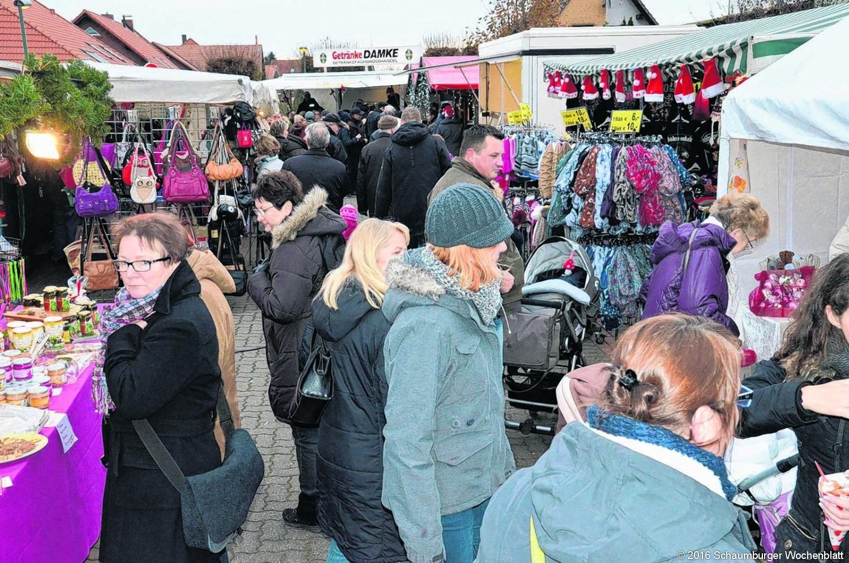 Schaumburger Wochenblatt » Sommerfest und Weihnachtsmarkt gehören ...