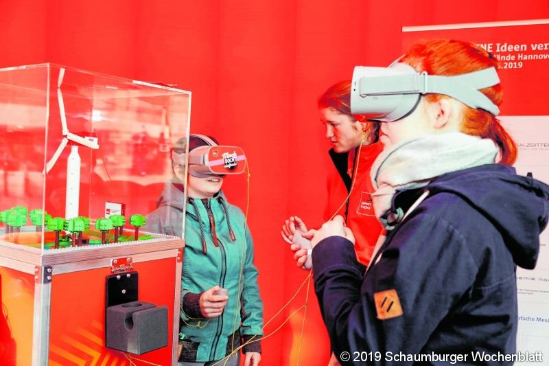 Hannover - Ideen Expo 2019 Roadshow - Foto Tim Schaarschmidt / Ideen Expo