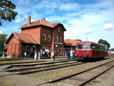 Förderverein Eisenbahn Rinteln - Stadthagen e.V.