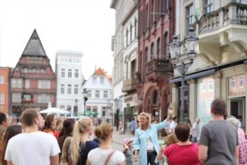 Minden Marketing 50% Rabatt auf öffentliche Stadtführung in Minden