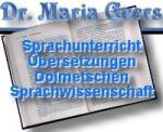 Dr. Maria Geers - Übersetzungsbüro und Sprachunterricht
