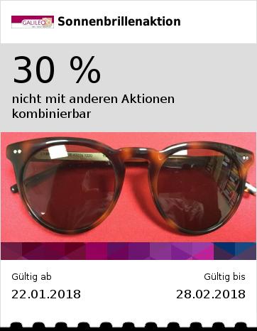 30 % nicht mit anderen Aktionen kombinierbar