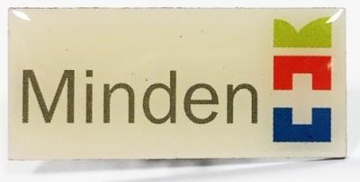Minden-Pin Logo