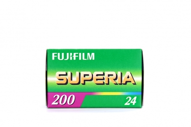 Fujifilm Superia Kleinbildfilm