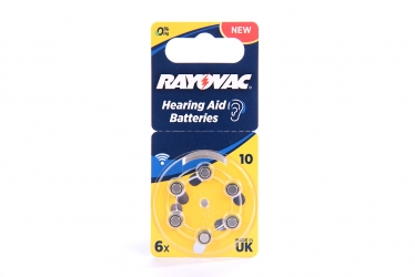 Hörgerätebatterie Rayovac Acoustic Special