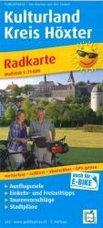 Kulturland Kreis Höxter Radwanderkarte