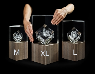 Leuchtstele für Precious XL