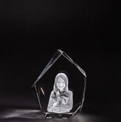 3D Laser Foto Eisberg M