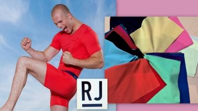 Herrenboxershort von RJ Bodywear